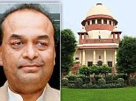 The Supreme Court refuses to entertain Bill on judges' appointments