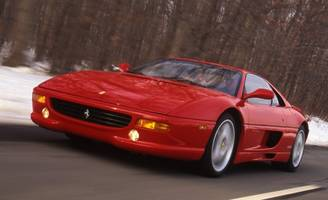 Ferrari F355 Tested: A V-8 Worthy of the Prancing Horse [C/D Archives]